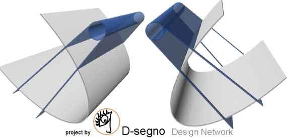 Progetti design progetti di arredi e complementi ufficio for Portapenne ufficio design